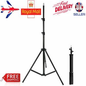Extendable Photography Light Stand 160/210cm Live Video Selfie Fill-Light Tripod