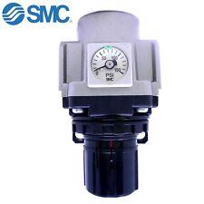 SMC AR40-N03E-Z Regulator 7-125PSI