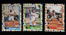 1992 Rock N' Jock Softball Frank Thomas, Ken Griffey Jr. MC Hammer Card Set LTD