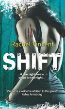 Shift,Rachel Vincent