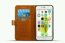 iPhone 7 Handy Hülle Schön Tasche Farbe Khaki 1A Luxus Case,Schutzhülle Cover