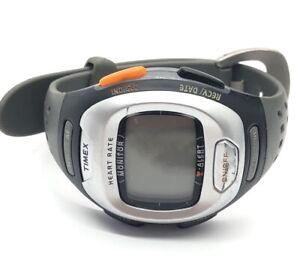 TIMEX CARDIO Indiglo T5G981 Digital Heart Monitor Watch Dead Battery
