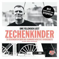 UWE FELLENSIEK - ZECHENKINDER 3 CD NEU SCHRAVEN,DAVID