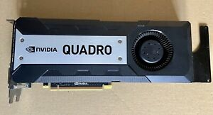 nVidia QUADRO K6000 12GB GDDR5 GRAPHICS CARD