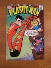 PLASTIC MAN #3 (VF+) or (VF+/NM-) Gem! Insanely Bright, Colorful & Glossy!
