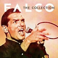Falco The Collection CD NEW SEALED Rock Me Amadeus/Vienna Calling/Der Kommissar+