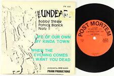 Punk EP - Undead - Nine Toes Later - Post Mortem - mp3 - autograph!