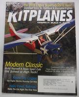 Kitplanes Magazine Modern Classic Texas Sport Cub March 2008 072215R