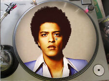 "Bruno Mars - Treasure (Unorthodox Jukebox) Mega Rare 12"" Picture Disc Single LP"