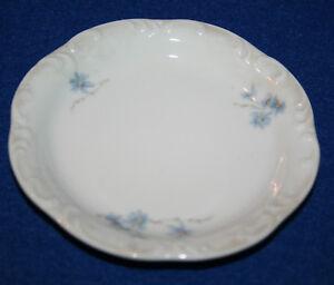 Rosenthal Monbijou Belvedere Zuckerschale 11 cm / Teebeutelteller NEU