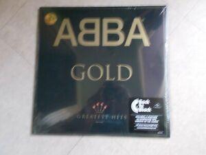 ABBA gold double 33 tours 180 gr neuf et emballé