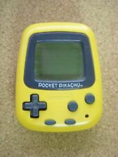 Pocket Pikachu Pedometer Japan Virtual Pet Tamagotchi Toy Nintendo Pokemon