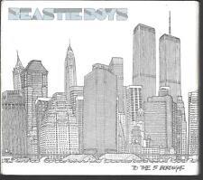 CD ALBUM DIGIPACK 15 TITRES--BEASTIE BOYS--TO THE 5 BOROUGHS