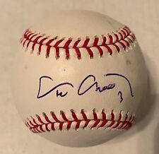Eric Chavez Signed Official MLB Baseball PSA/DNA G34425