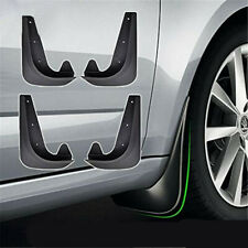 4Pcs Universal Car Mud Flaps Splash Guards for Front or Rear Auto Accessories (Fits: Daewoo)