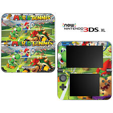 Super Mario Tennis Open for New Nintendo 3DS XL Skin Decal Cover