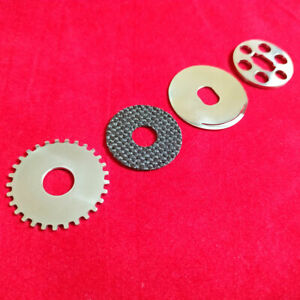 Drag Clicker Kit Washers for Daiwa 20 Alphas Air TW 2020 Baitcasting Reels