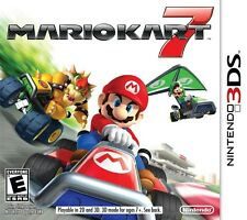Mario Kart 7 - Nintendo 3DS Game Only