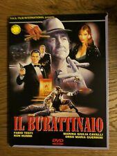 IL BURATTINAIO DVD NINI GRASSIA OOP RARE DIGIPACK