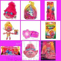 Dreamworks Trolls Toys Accessories Activity Book Stickers 72 Different Products!