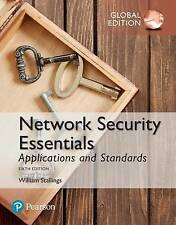 Network Security Essentials: Applications and Standards by William Stallings (Mi