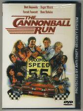 The Cannonball Run (1981) (2001 DVD Snap Case Burt Reynolds, Farrah Fawcett) NEW