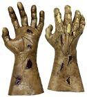 Flesh Eater Hands Corpse Latex Zombie Horror Halloween