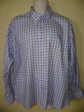 Haft shirt size XL Blue check