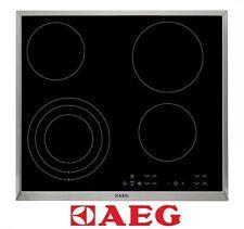 AEG HK 63402PXB Autark Glaskeramik Kochfeld 60cm Ceran Rahmen Touch Control NEU