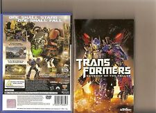 TRANSFORMERS 2 REVENGE OF THE FALLEN PLAYSTATION 2 PS2 PS 2