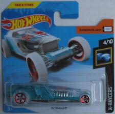 Hot Wheels Hi-Roller azul transparente x-racers nuevo/en el embalaje original coche car juguetes auto HW