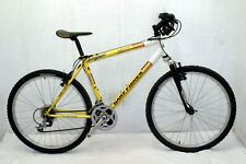 "Gary Fisher Leinenkugel's Honey Weiss MTB Bike 18"" Large Shimano VBrakes Charity"