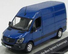 Premium ClassiXXs Mercedes-Benz Diecast Vans