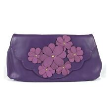 Women Hot New Ladies Leather Clutch Handbag