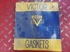 55 59 Pontiac Timing Case Cover Gasket Victor Jv 780 9555