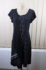 Cotton Blend Knee-Length Casual Tunic Dresses for Women