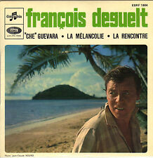 "FRANCOIS DEGUELT ""CHE"" GUEVARA FRENCH ORIG EP JACQUES DENJEAN"