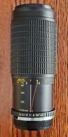 Olympus/OM Osawa Mark II 80-205mm f/4.5  Macro/Zoom Lens Excellent Condition
