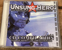 Unsung Hero CD Compilation Vol. 1 (2001) | Jimmie's Chicken Shack
