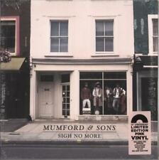 Mumford & Sons Sigh No More UK vinyl LP album record VVR723601 UNIVERSAL