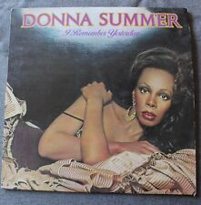 Donna Summer, i remember yesterday, LP - 33 Tours