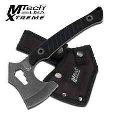 NEW MTech XTreme MX-AXE10BK Tactical Tomahawk Throwing Hatchet Survival Prepping