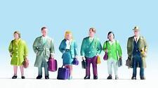 Figurines Noch TT 45220: Voyageurs