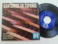 """VENEZUELA SALSA CUMBIA 7"""" EP SPAIN 1966 CHICO SALAS 125 Pecas JUAN POLANCO Latin"""