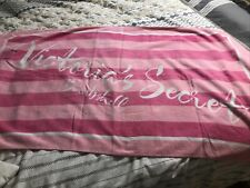 Rare Victorias Secret Pink Bombshell Large Beach Swim Towel.  M