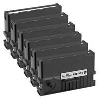 8PK Compatible AH37945-0 AH379450 for Citizen Black Printer Ribbon LSP1000 120Ds