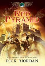 Red Pyramid-Kane Chrn  Rick Riordan 2011, Book