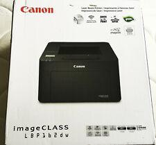 Canon ImageClass LBP162dw Laser Wi-Fi Printer New Retail Box 013803296334