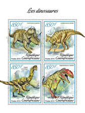 Central Africa  2019  dinosaurs  S201902