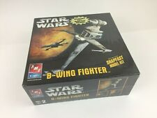 Star Wars Return Of The Jedi B-Wing Fighter Model AMT Ertl Snap Model Kit MISB